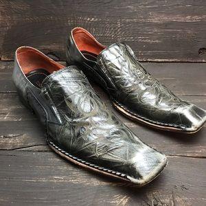 "Robert Wayne ""Beam"" Leather Loafers Size 13"